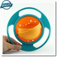 Jual Gyro Bowl Tempat Mangkok Makan Anak Bayi Anti Tumpah Murah