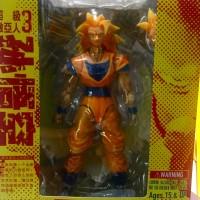SHF Figuarts Son Goku Dragon Ball Z Super Saiyan 3 Datong Model