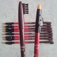 Produk Maybelline Pensil Alis , Eyebrow Eyeliner 2in1 Black & Brown
