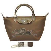 Authentic Longchamp Neo Victoire Small Size - Brown