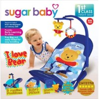 Jual Sugar Baby Infant Seat - I Love Bear Murah