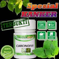 Obat Herbal KANKER Spesial Carsinofit Naturindo