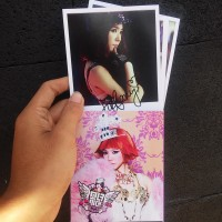 Jual Polaroid SNSD Girls Generation I Got A Boy signed Murah