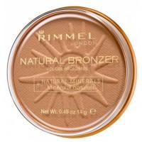 RIMMEL LONDON NATURAL BRONZER SUNSHINE