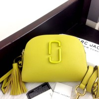 Tas Marc Jacobs Shutter Camera Leather Kuning Semprem 1813