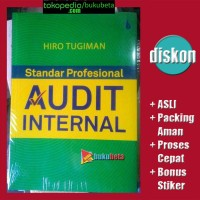 Standar Profesional Audit Internal - Hiro Tugiman