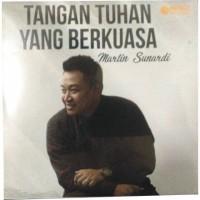 CD Original Lagu Rohani Tangan Tuhan Yang Berkuasa - Marthin Sunardi