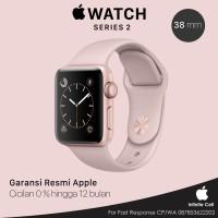 Jual Apple Watch Series 2 (38mm) Rosegold Aluminum + Pink Sport Murah