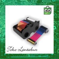 Pita Ribbon Color (Warna) Printer Kartu ID Card Fargo DTC1250e (45500)