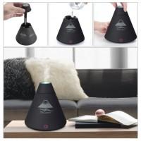 Alat Pelembab Ruangan Diffuser Humidifier Volcano Purifier Aromaterapi