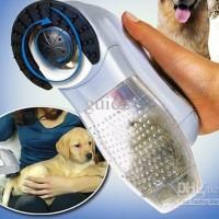 Pembersih Bulu Elektrik Anjing Kucing SHED Vac Pet Grooming