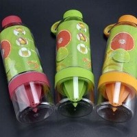 Jual New Botol Air Minum Infused Water Citrus Zinger Juice Bottle Murah