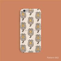 Jual SPECIAL Custom Case Casing Cat Kucing Pattern Animal , Iphone Samsung  Murah