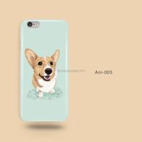 Jual Special Custom Case Casing Animal 05, Dog Anjing, Iphone Samsung XIaom Murah