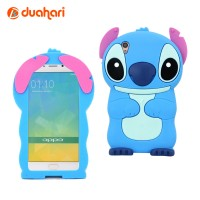 Casing Stitch OPPO F1 PLUS Case 3D Softcase OPPO F1 PLUS