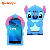 Casing Stitch Asus Zenfone 3 MAX Case 3D Asus Zenfone 3 Max ZC520TL