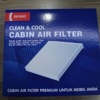 Kabin Cabin Filter AC Denso Jazz City Ertiga Sirion Grand Max Luxio