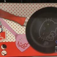 Jual Hello Kitty 20 cm Fry Pan Teflon Maxim Murah