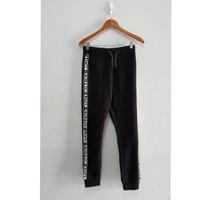 H&M Sweatpants Black Athletic 100% Original