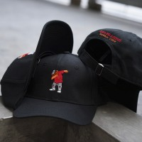 EXCLUSIVE BASEBALL HAT DABBIN DANCE CSBL BLACK