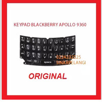 harga Keypad Bb 9360 (apollo) Black, White Ori (700175) Tokopedia.com