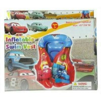 Jual Pelampung Anak / Swim Vest Anak Kids Cars P06C Murah