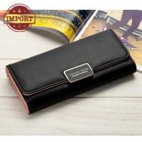 Jual Dompet Wanita Import  4120  Korea Style Wallet Kulit Sintetis Murah