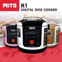 Jual Digital Rice Cooker Mito/mini cooker cocok untuk travelling/kost/mpasi Murah