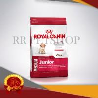 Makanan Anak Anjing Ras Sedang - Royal Canin Medium Junior 4kg