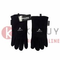 Sarung Tangan EIGER G996 Black- HIKING GLOVES-Fashion