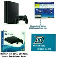Jual PS4 Slim Console 2006A 500GB Garansi Resmi Murah