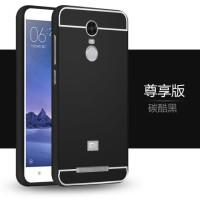 Jual Casing Xiaomi Redmi Note 3/PRO Aluminium Bumper Case Back Cover Murah