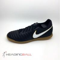 Sepatu Futsal Nike Original Tiempo X Rio IV IC Black 897769-002 BNIB