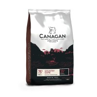 Canagan For Cats Country Game Grain Free - Makanan Kucing Holistic 4kg