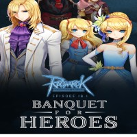 Ragnarok Offline Eps 16.1 Banquet for Heroes with Doram Summoner