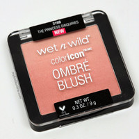 Wet n Wild Color Icon Ombre Blush - The Princess Daiquiries
