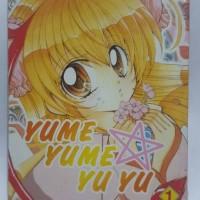 Yume Yume Yu Yu 1 - segel