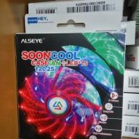 Fan Casing Alseye Soon Cool 12cm Led