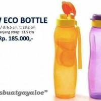 Tupperware New Eco Bottle 1 L (2) HARGA SPESIAL