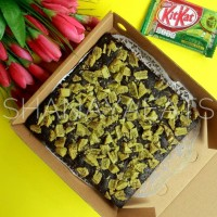 Jual Brownies Panggang Premium Kit Kat Green Tea Murah