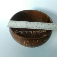 Jual Mangkok bakso / mie batok kelapa Besar Murah