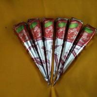 Jual Henna jumbo Warna Merah Cabe (isi 12)import asli Murah