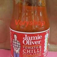 Jamie Oliver Tomato & Chilli Pasta Sauce 400gr