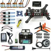 F11859-F Full Set Drone Quadrocopter Aircraft Kit 300H 300mm Frame 6M