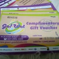 Tiket Gowet Grand Wisata Bekasi