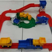 TOMY '80 Big Loader Jadul