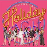 Jual SNSD 6th album - HOLIDAY NIGHT (holiday ver/all night ver( Murah