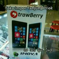 Smartphone Canggih Harga Miring Strawberry S8805 INOVA HP Android BBM