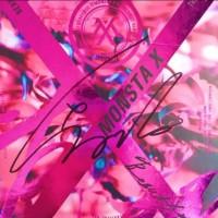 MONSTA X - The First Album Beautiful, Beautiful Ver. Wonho SIGNED
