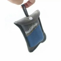 Handuk microfiber naturehike quickdry ultralight portable travel towel